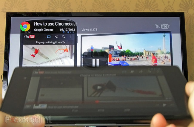 Google Chromecast review - photo 17