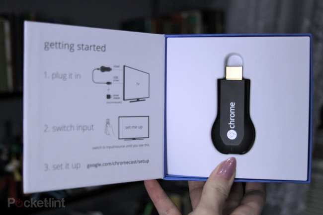 Google Chromecast review - photo 3