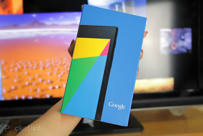 Nexus 7 review (2013) - photo 3