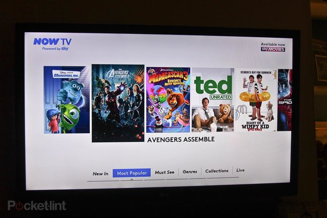 Now TV box review - photo 10