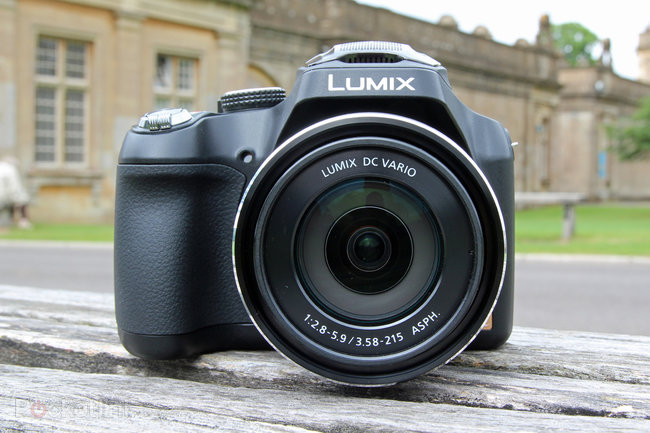 Panasonic Lumix FZ72 hands-on: We go on safari - photo 2