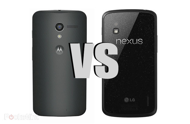 Moto X vs Nexus 4: What's the difference? - photo 1