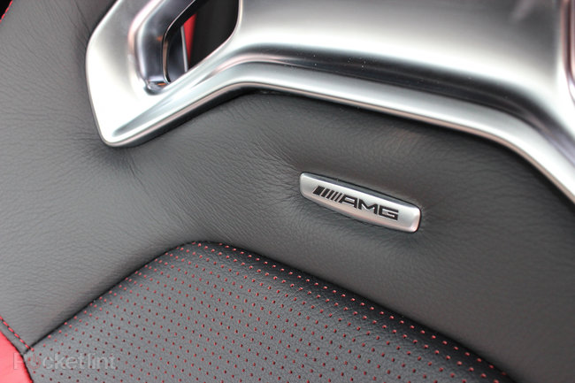 Mercedes-Benz A45 AMG pictures and hands-on - photo 20