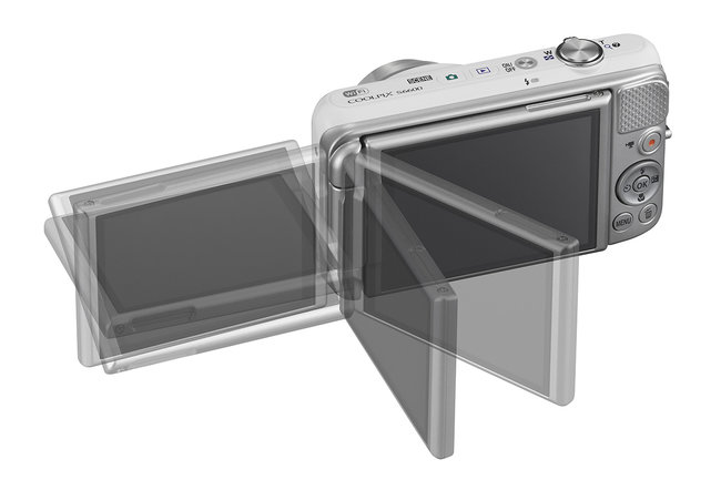 Nikon Coolpix S6600 comes with vari-angle LCD screen, Wi-Fi and 12x zoom - photo 1