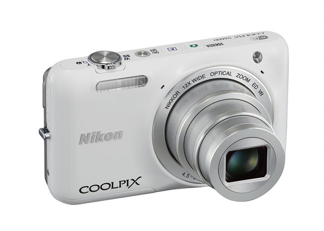 Nikon Coolpix S6600 comes with vari-angle LCD screen, Wi-Fi and 12x zoom - photo 2