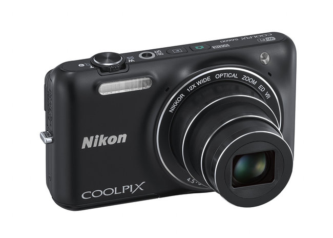 Nikon Coolpix S6600 comes with vari-angle LCD screen, Wi-Fi and 12x zoom - photo 3