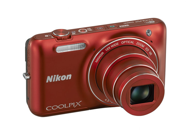 Nikon Coolpix S6600 comes with vari-angle LCD screen, Wi-Fi and 12x zoom - photo 5