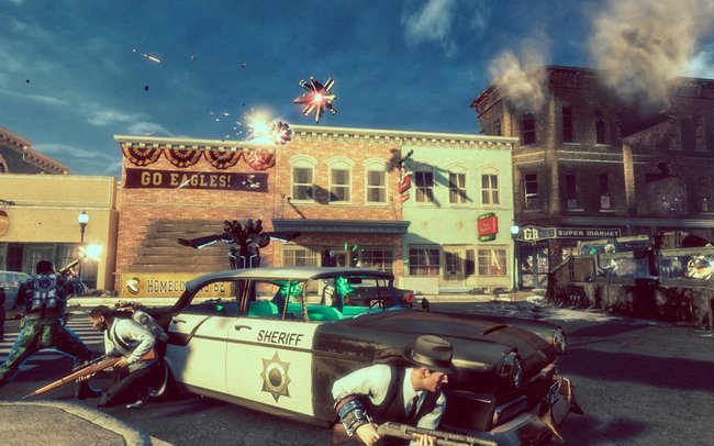 The Bureau: XCOM Declassified: The inside story of 2K's long-awaited alien shooter - photo 1