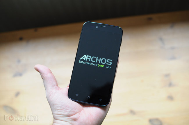 Archos 50 Platinum review - photo 1