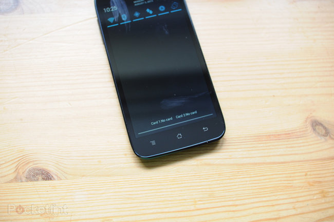 Archos 50 Platinum review - photo 3