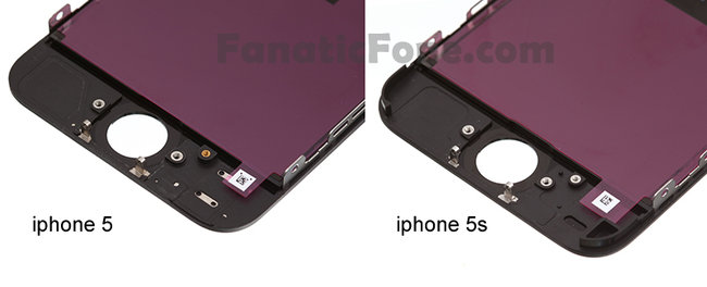 Leaked iPhone 5S and iPhone 5 comparison photos reveal very minor changes - photo 2