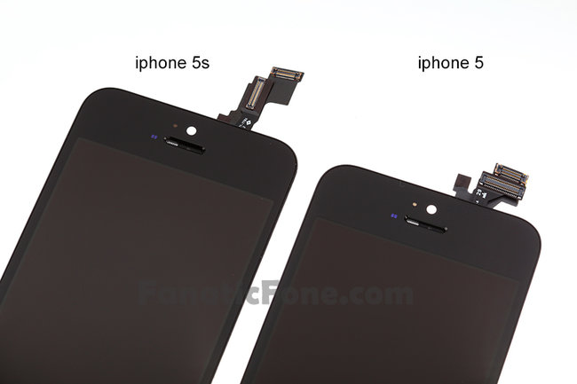 Leaked iPhone 5S and iPhone 5 comparison photos reveal very minor changes - photo 5
