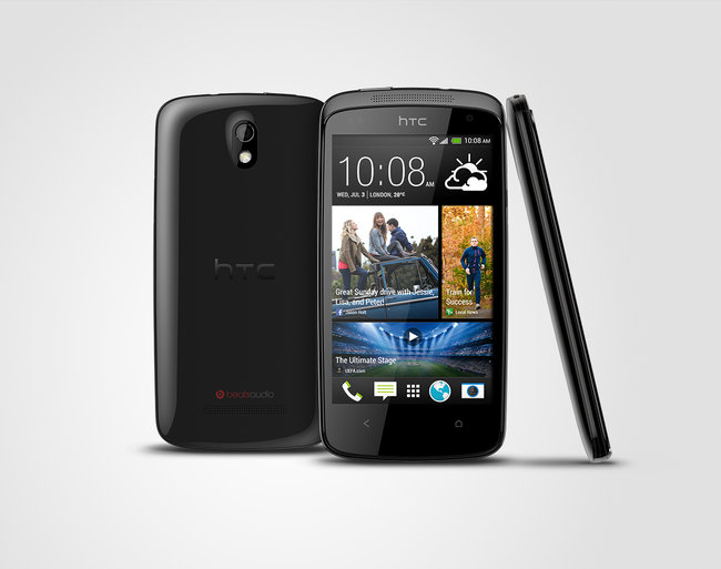 HTC Desire 500 comes to the UK: Another mid-range smartphone to help boost sales - photo 1