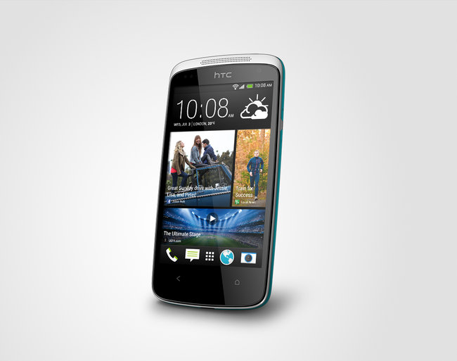 HTC Desire 500 comes to the UK: Another mid-range smartphone to help boost sales - photo 8