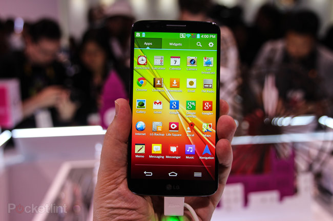 LG G2 pictures and hands-on - photo 2