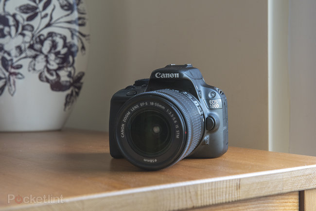 Canon EOS 100D review - photo 2