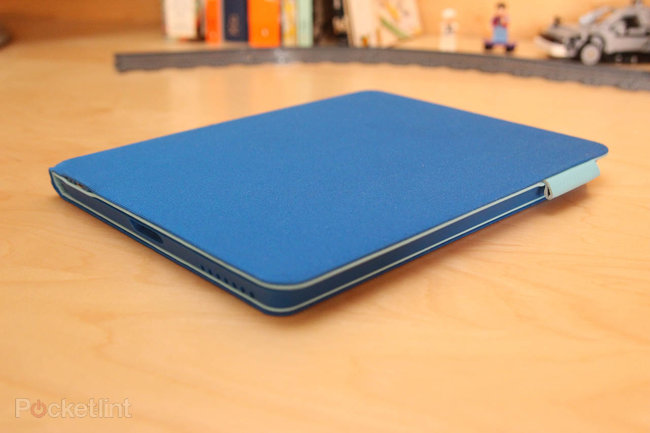Logitech FabricSkin Keyboard Folio for iPad review - photo 2
