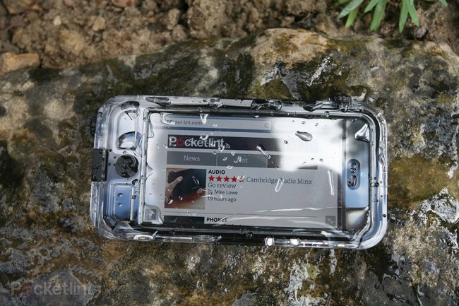 Hands-on: Griffin Survivor & Catalyst Waterproof iPhone 5 case review - photo 1
