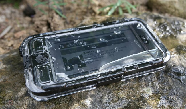 Hands-on: Griffin Survivor & Catalyst Waterproof iPhone 5 case review - photo 8