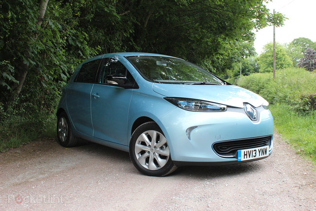 Renault Zoe pictures and hands-on - photo 1