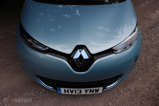 Renault Zoe pictures and hands-on - photo 3