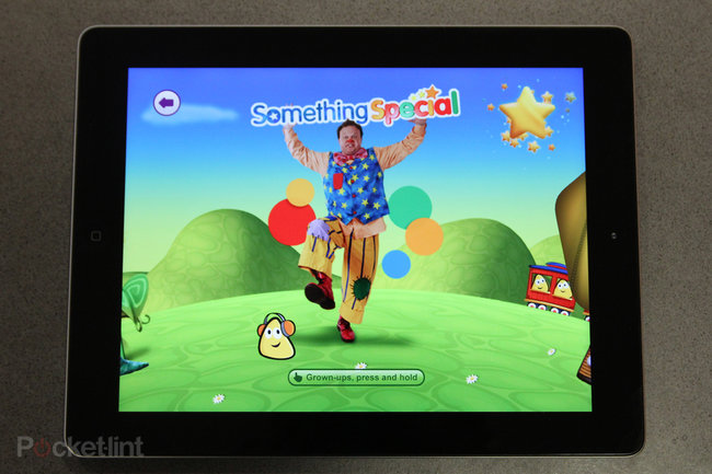 Octonauts to your iPads! Official CBeebies app brings kids' favourites to iOS, Android and Kindle - photo 3