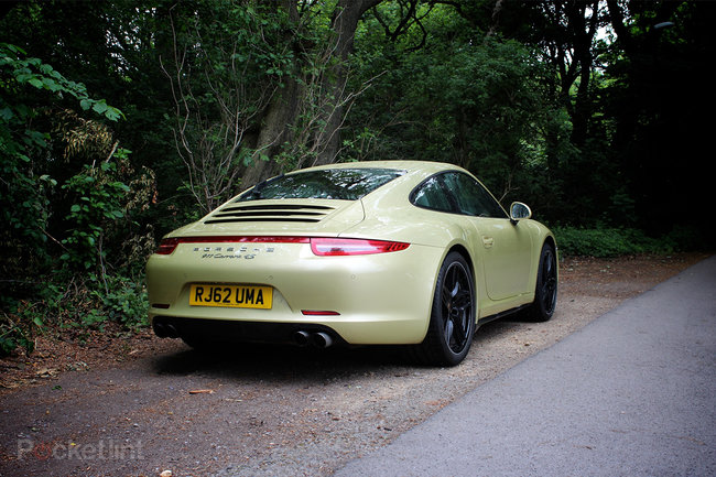 Porsche 911 Carrera 4S review - photo 13
