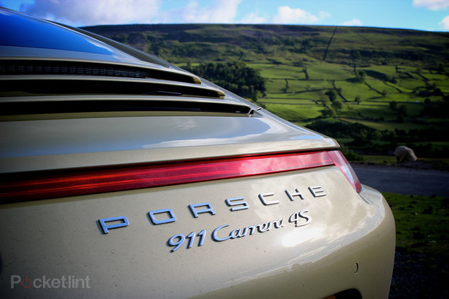 Porsche 911 Carrera 4S review - photo 6