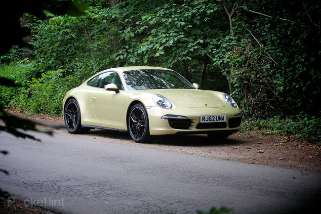 Porsche 911 Carrera 4S review - photo 9