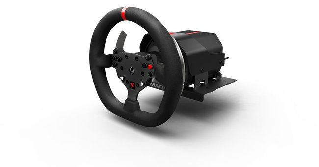 "Mad Catz debuts Force Feedback Racing Wheel for Xbox One, ""ideal"" for Forza 5 - photo 2"