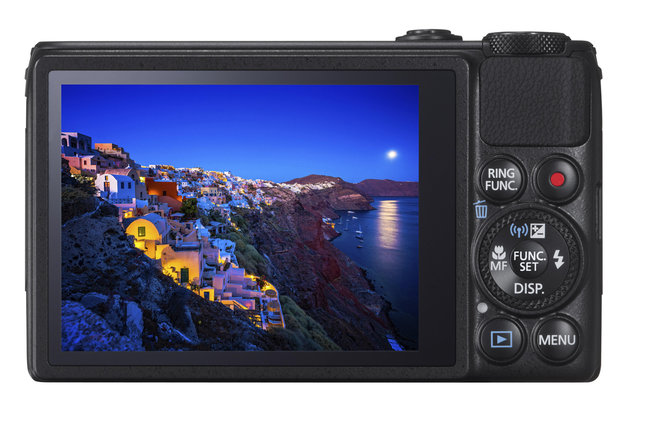 Canon PowerShot S120: Faster focusing high-end compact shoots for the stars - photo 2