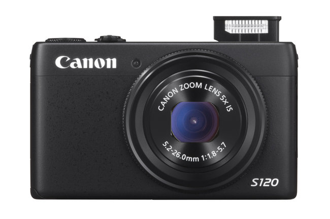 Canon PowerShot S120: Faster focusing high-end compact shoots for the stars - photo 3