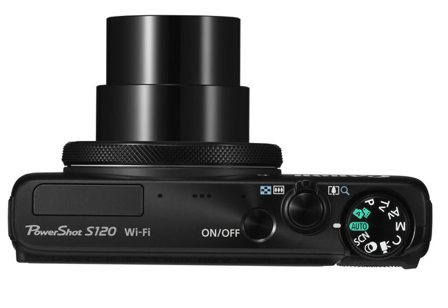 Canon PowerShot S120: Faster focusing high-end compact shoots for the stars - photo 6