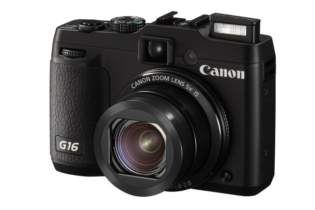 Canon PowerShot G16 announced: Faster AF, Digic 6 processor, intros Wi-Fi and new sensor - photo 2