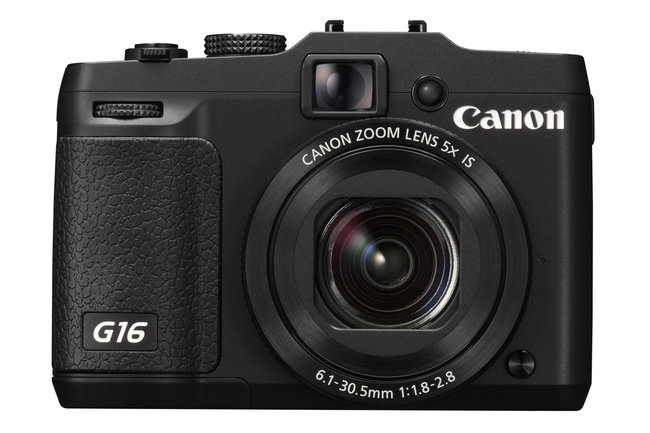 Canon PowerShot G16 announced: Faster AF, Digic 6 processor, intros Wi-Fi and new sensor - photo 3