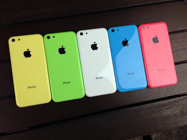 Latest iPhone 5S and iPhone 5C leaks reveal the many colours Apple has in store - photo 14