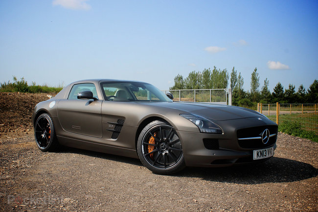 Mercedes-Benz SLS AMG GT Coupe pictures and hands-on - photo 3