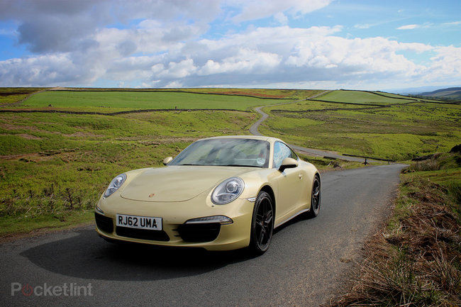 Porsche 911 Carrera 4S review - photo 1