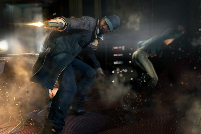 Watch Dogs gameplay preview: We go hands-on with stealth, driving, multiplayer and the companion app - photo 1