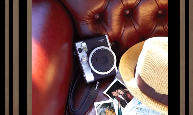 Fujifilm intros Instax Mini 90 Neoclassic, merging retro design with instant film - photo 3
