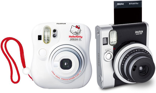 Fujifilm intros Instax Mini 90 Neoclassic, merging retro design with instant film - photo 7
