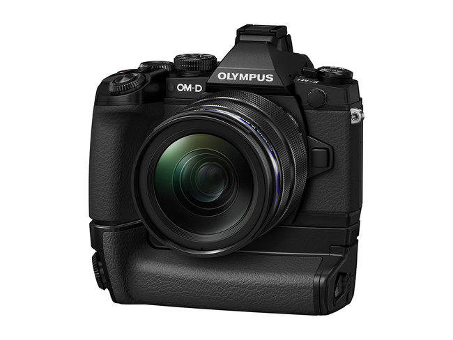 Olympus OM-D E-M1: The 'mirrorless E-7' removes low-pass filter, intros new sensor with dual autofocus - photo 2