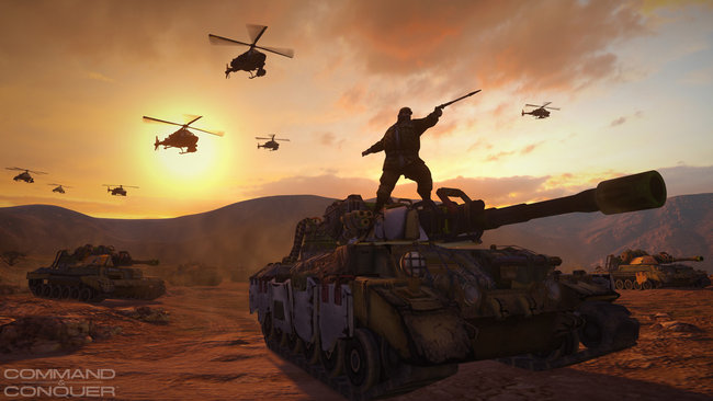 Command & Conquer preview: We go hands-on with the free-to-play reboot - photo 1