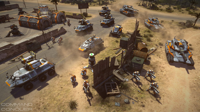 Command & Conquer preview: We go hands-on with the free-to-play reboot - photo 13