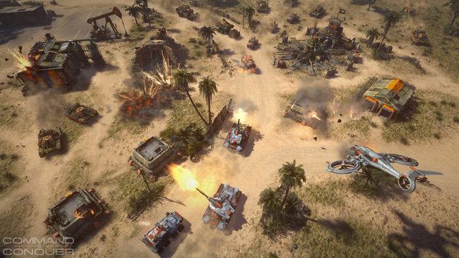 Command & Conquer preview: We go hands-on with the free-to-play reboot - photo 9