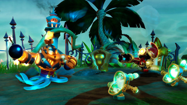 Skylanders Swap Force Gamescom 2013 preview: Hands-on with next-gen toy fun - photo 3