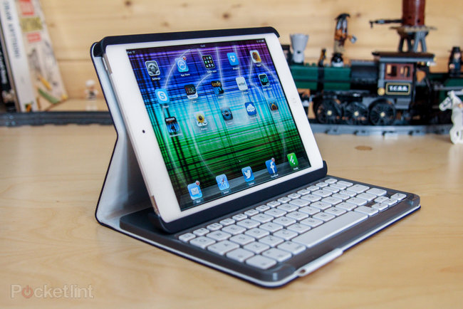 Logitech Keyboard Folio mini for iPad mini review - photo 1