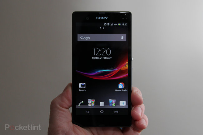 Sony Xperia Z - photo 1
