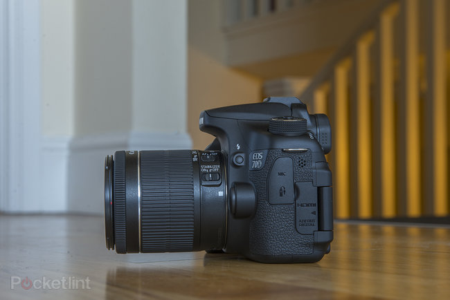 Canon EOS 70D review - photo 3
