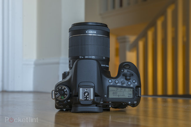Canon EOS 70D review - photo 7